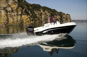 Barca open vespucci 6 metri