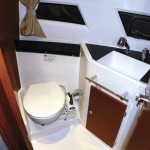 image bathroom of boat