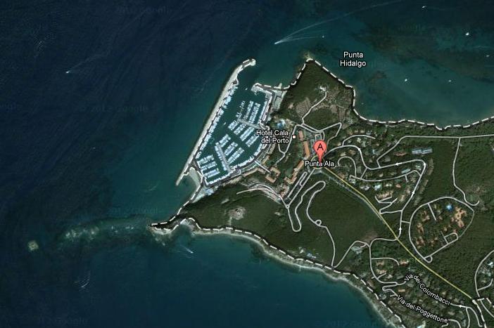 foto del porto di Punta Ala - servizi charter
