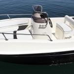 immagine barca open vespucci a noleggio grosseto - castiglione della pescaia