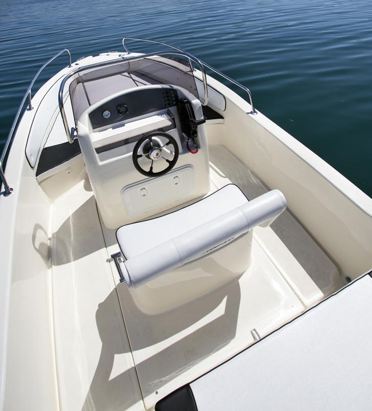 barca open 5,5 a noleggio