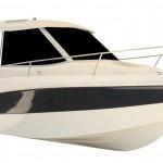 foto laterale barca cabin fish vespucci 19