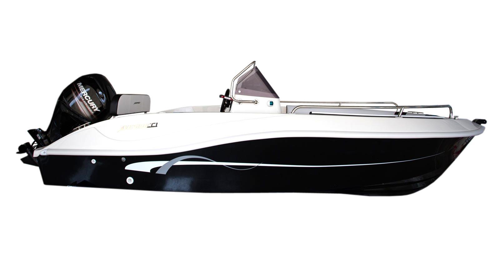 barca open 17 Vespucci