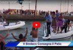 Consegna Palio dell'Assunta a Castiglione della Pescaia