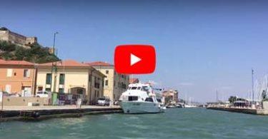 Il porto di Castiglione della Pescaia
