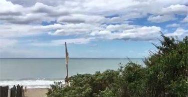 foto mare dopo tempesta castiglione della pescaia